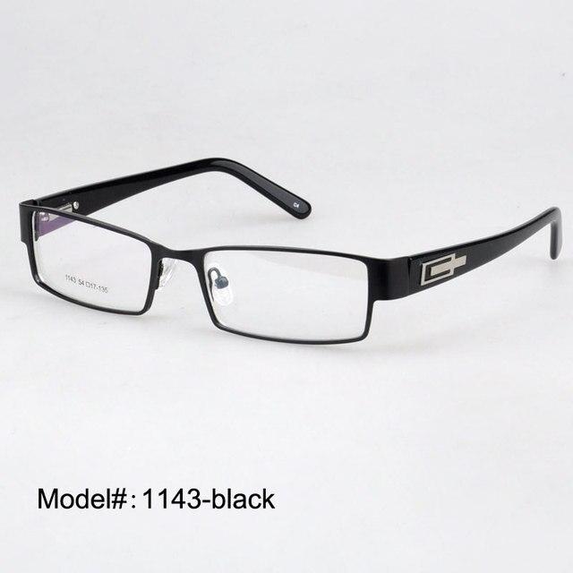 1143 New  arrival   fashion  optical frames  Man's Metal eyeglasses  myopia  eyewear  prescription spectacles