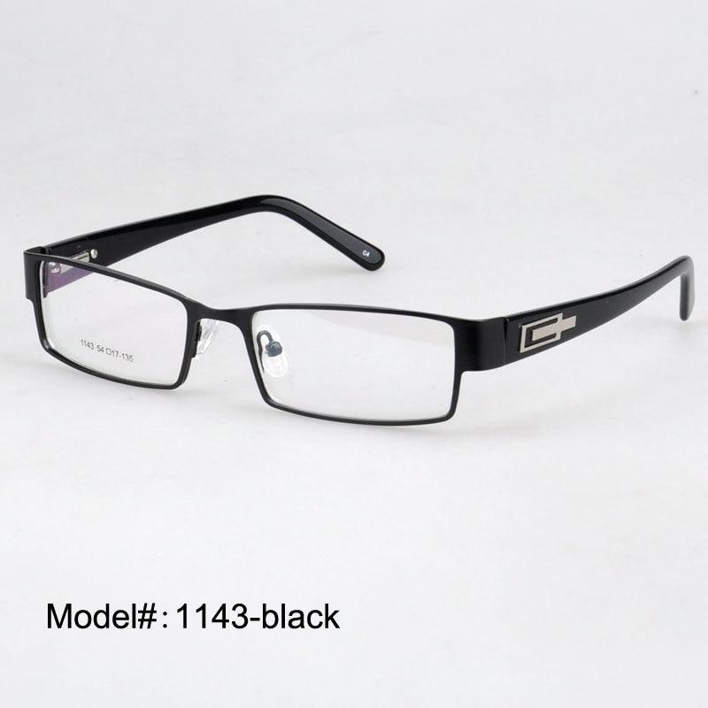 eyeglasses fashion dw86  1143 New arrival fashion optical frames Man's Metal eyeglasses myopia  eyewear prescription spectaclesChina