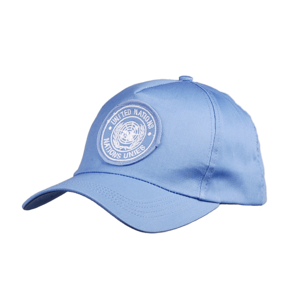 UNITED NATIONS PEACEKEEPING FORCE BASEBALL CAP HAT