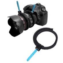 Voor Slr Dslr Camera Accessoires Verstelbare Rubber Follow Gear Ring Riem Met Aluminium Grip Voor Dslr Camcorder Camera