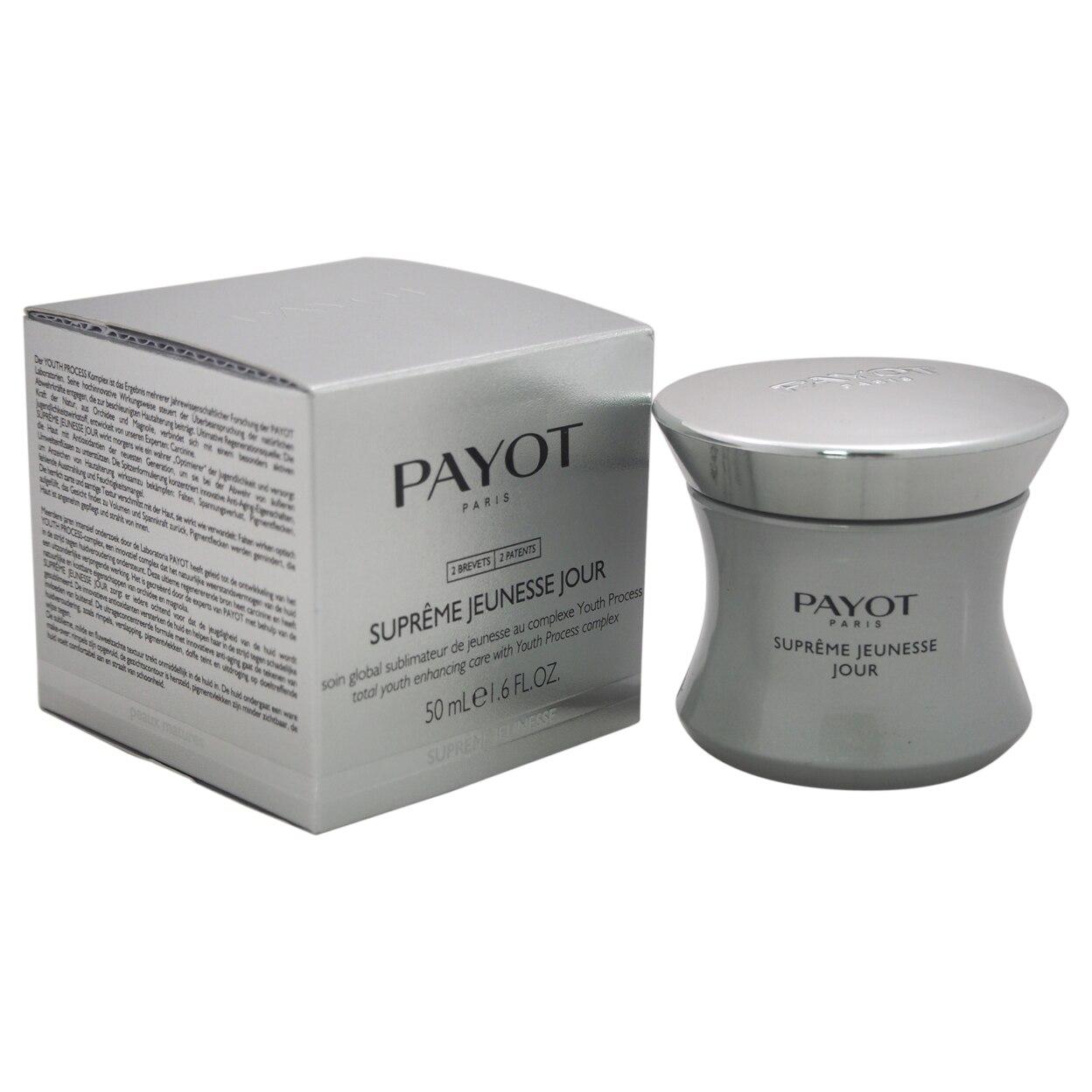 Supreme Jeunesse Jour Total Youth Enhancing Care by Payot for Women - 1.6 oz Cream phytomer крем ночной омолаживающий night recharge youth enhancing cream 50мл