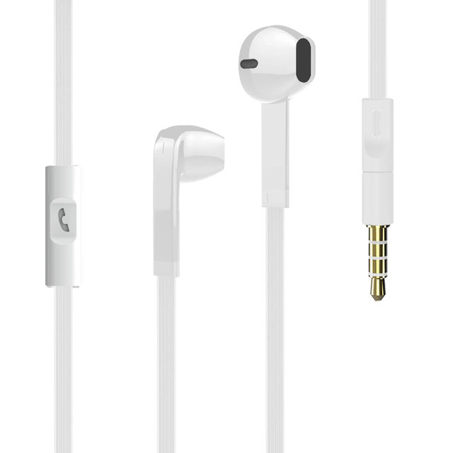 VPB S17 trend fashion universal earphone Support call Music Earbuds  with Microphone for i Phone