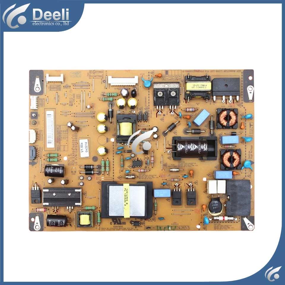 used Power Board for 42SL4600 42LS5700 LGP4247L-12LPB EAX64427101 board wire universal board computer board six lines 0040400256 0040400257 used disassemble