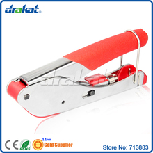 100% New! RG59 RG6 Coaxial F connector Crimper Tool