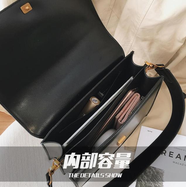 European Fashion Simple Women's Designer Handbag 2018 New Quality PU Leather Women Tote bag Alligator Shoulder Crossbody Bags 5