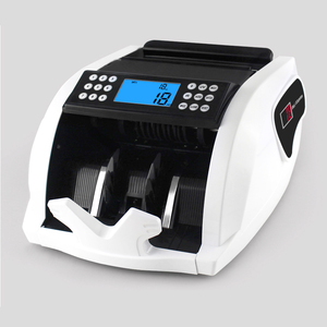 Image 3 - FT2050 Money counter New LCD Display Money Bill Counters Counterfeit Detector UV & MG Cash Bank 110V 220V EU US Counting Machine