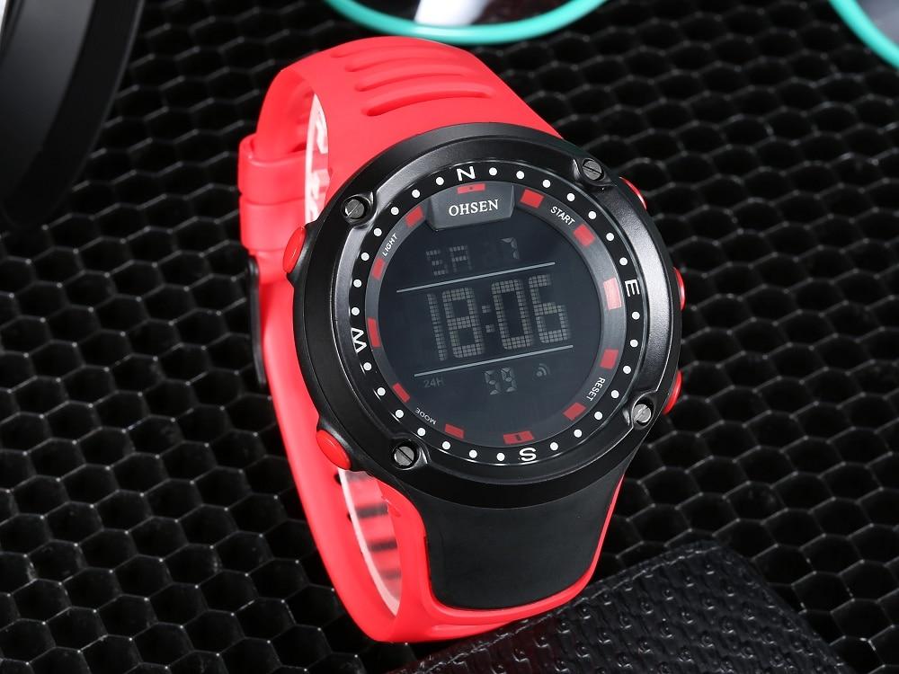 OHSEN Brand Men Women Sports Watches Waterproof Alarm Digital LED Electronic Clock Man Sport Male Casual Watch Relogio Masculino (36)