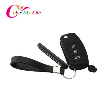 Car Key Chain Keychain Phone Number Parking Card for BMW 1/2/3/4/5/6/7 Series E91 E92 E93 F30 F20 F10 F15 F13 M3/5/6 X1 X3 X5 X6 image