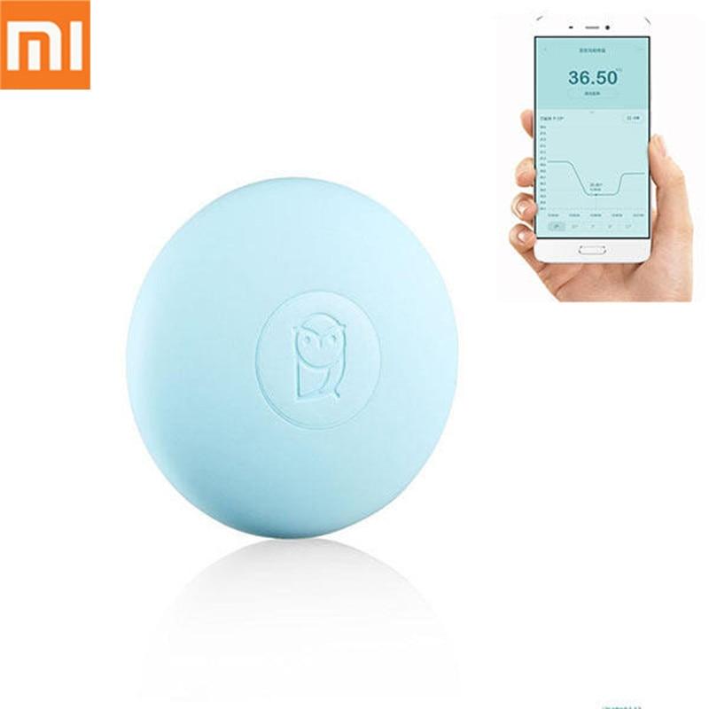 Xiaomi Miaomiaoce цифровой для маленьких детей умное устройство термометр Температура Клиническая Accrate измерения постоянное наблюдение 2019