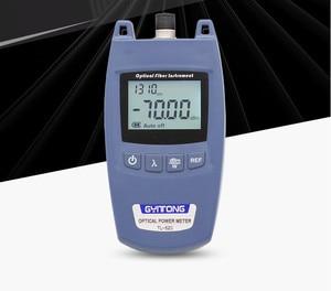 Image 1 - FTTH Optical Power Meter OPM Fiber Optical Cable Tester and Laser Source   70dBm~+10dBm SC/FC Connector Fiber Tester