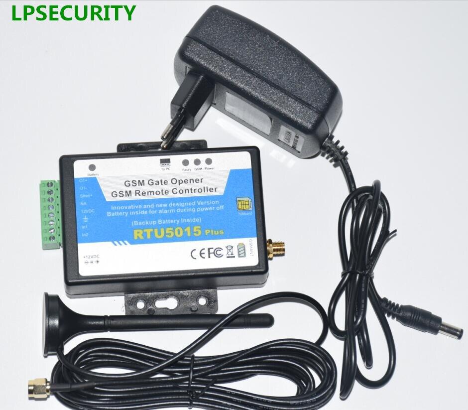 Lpsecurity 999 пользователь Батарея выключение сигнализации GSM SMS ворота открывания двери мобильного телефона Дистанционное управление модуль ко...