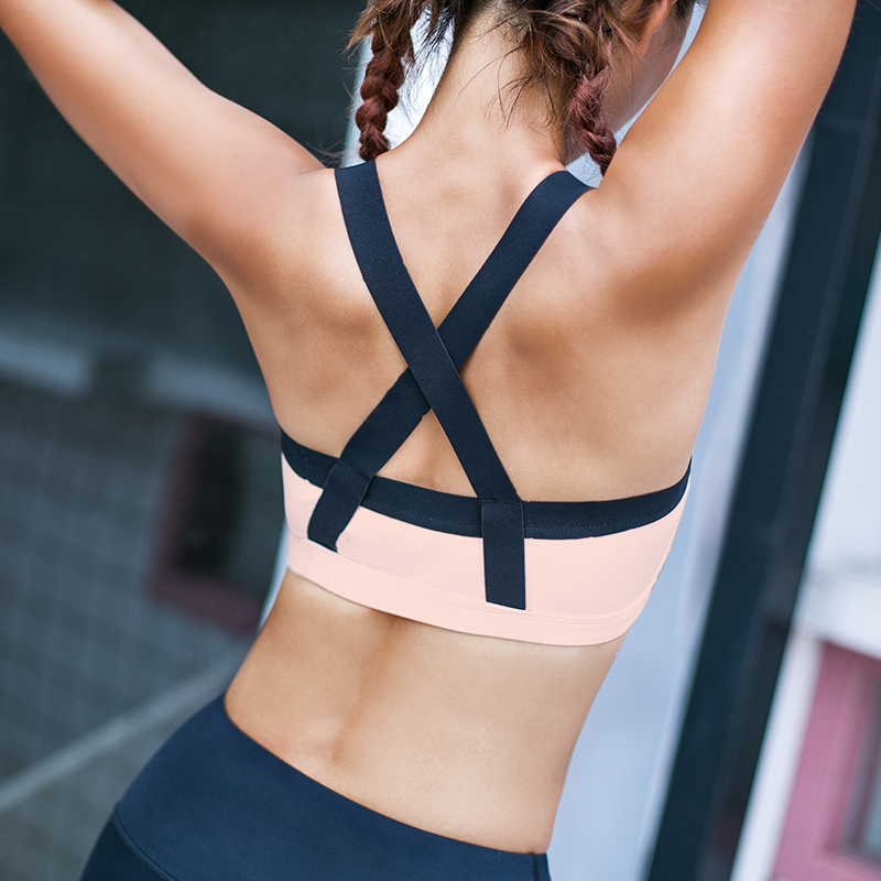 21381cd7d7c Colorvalue Sexy Push Up Sport Bras Women Padded Gym Fitness Bra Plus Size  Wireless Underwear Shockproof Running Yoga Bra Top-in Sports Bras from  Sports ...