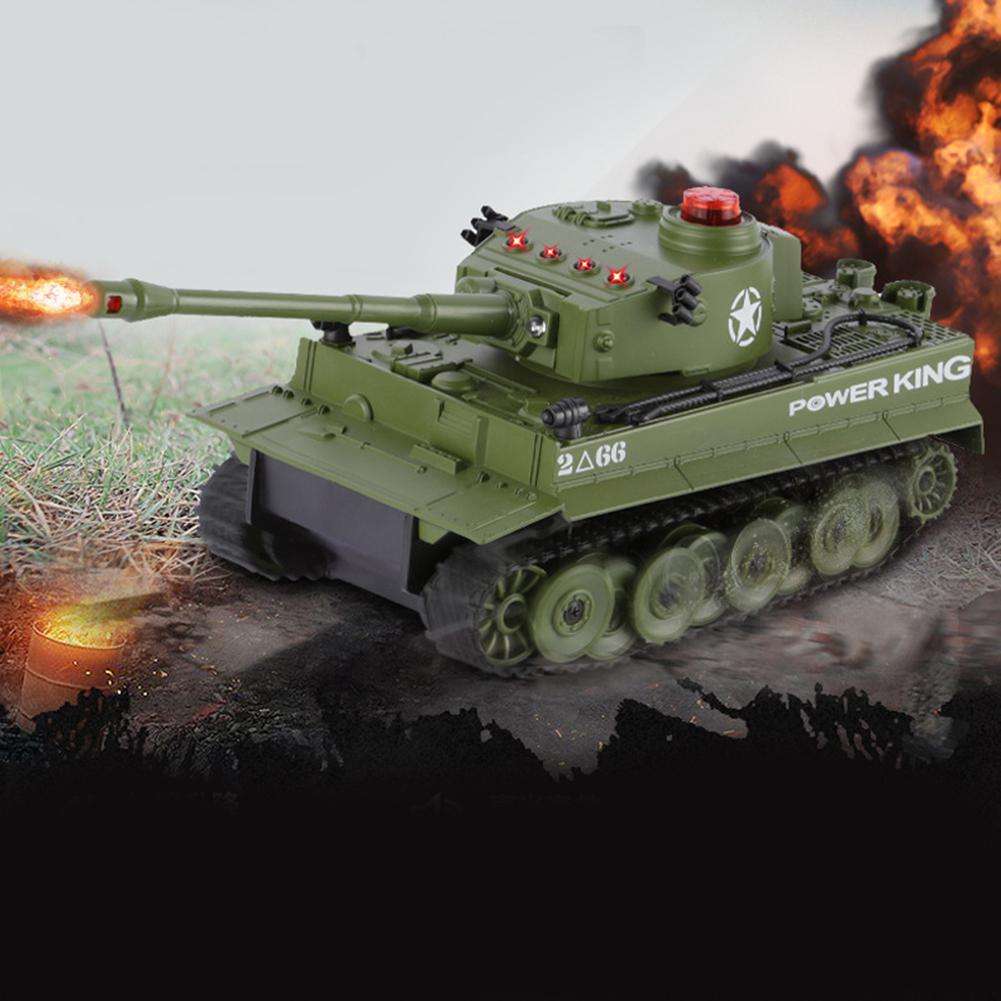 LeadingStar 1:32 RC Tank Battle Crawler Simulatie Bluetooth Remote Controle Twin Battle Tank Set RC Car Gift цена и фото
