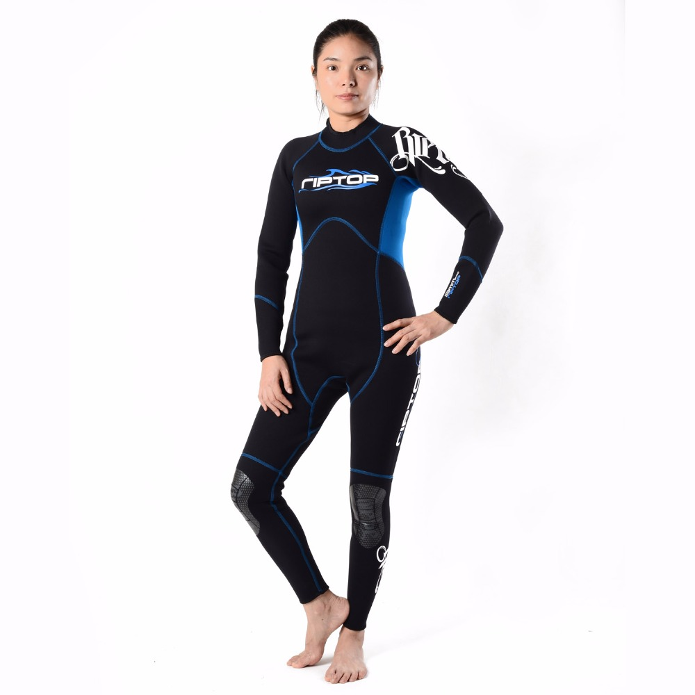 SLINX RIPTOP How 3mm Neoprene Women Scuba Diving Suit Kite Surfing Boating Snorkeling Spear Fishing Windsurfing Wetsuit Swimwear slinx how 3mm neoprene men kite surfing windsurfing snorkeling spearfishing swimwear wetsuit full body scuba diving suit surfing