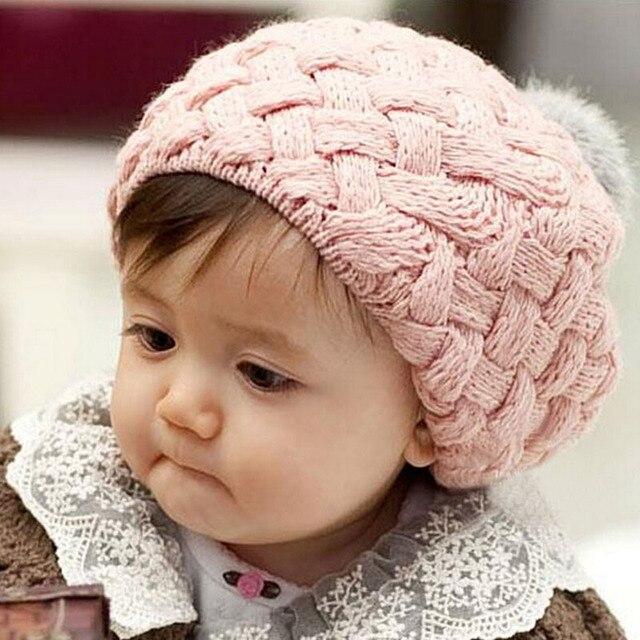 Leuke Kids Baby Kinderen Haak Breien Baret Hoed Beanie Cap