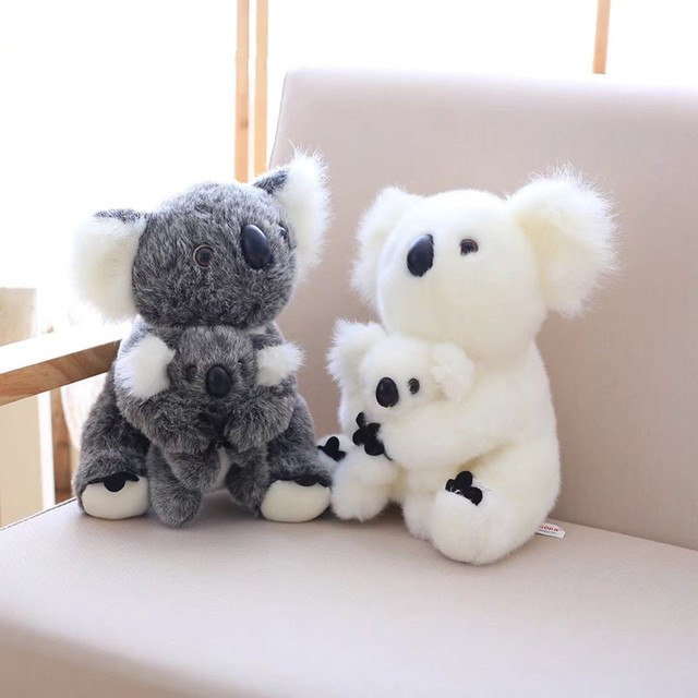 Koala Plush Toy Australia Animal Koala Doll Cute Animal Stuffed Soft
