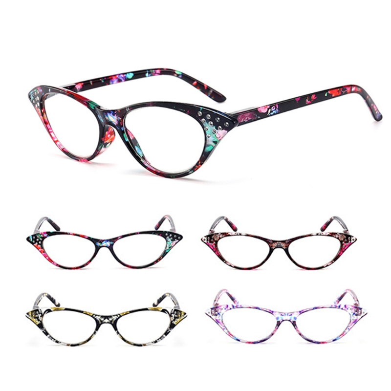 c6c775c2d3 Detail Feedback Questions about Free delivery Fashion Women Cat Eye PC  Frame Reading Glasses Eyeglass Eyewear +1.0 +4.0 on Aliexpress.com
