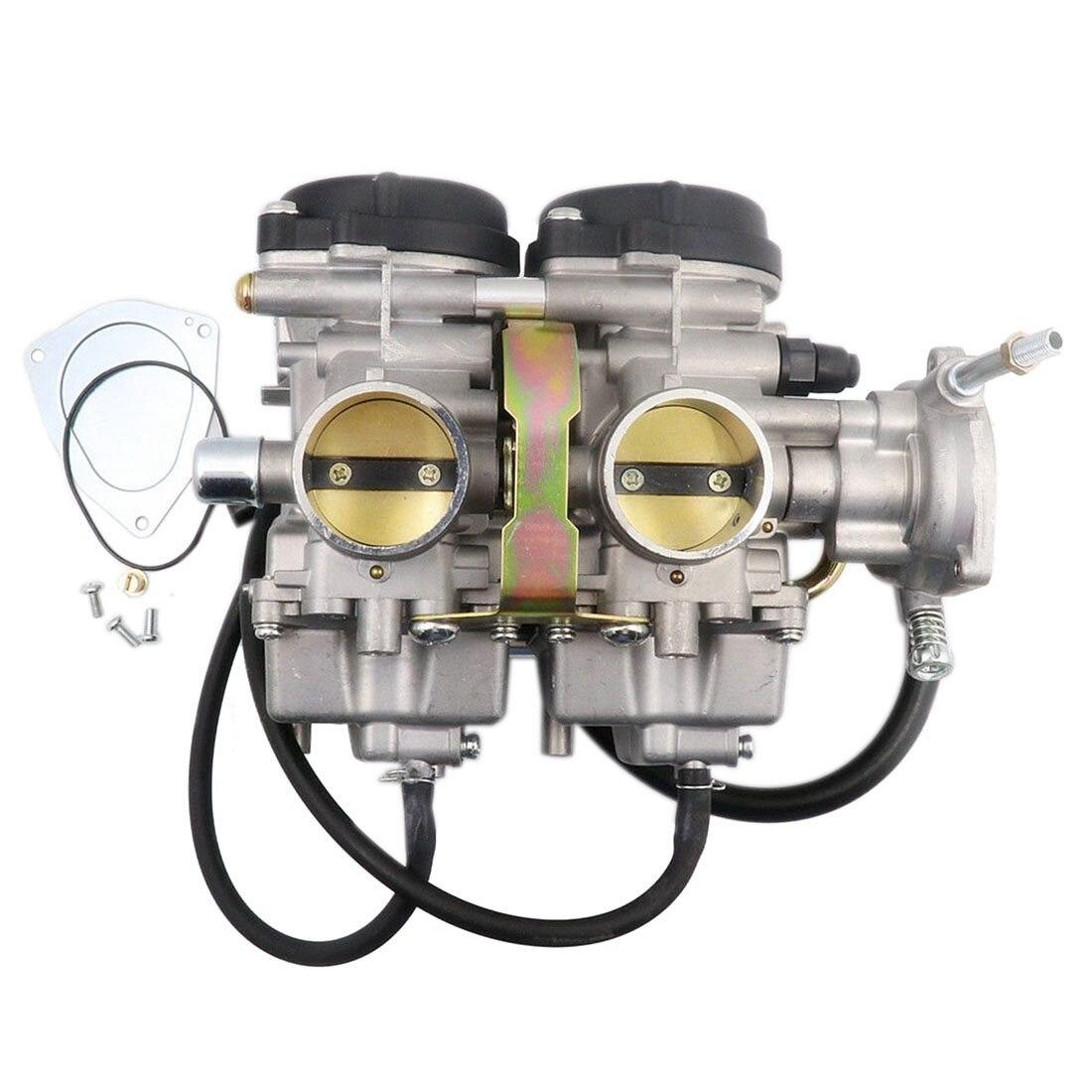 AUTO -New Carburetor for YAMAHA RAPTOR 660 YFM660 2001-2005 Carb carburetor for yamaha grizzly yfm660 2002 2008 bombardier can am ds650 baja racer x 2000 2007 polaris predator 500 atv quad carb