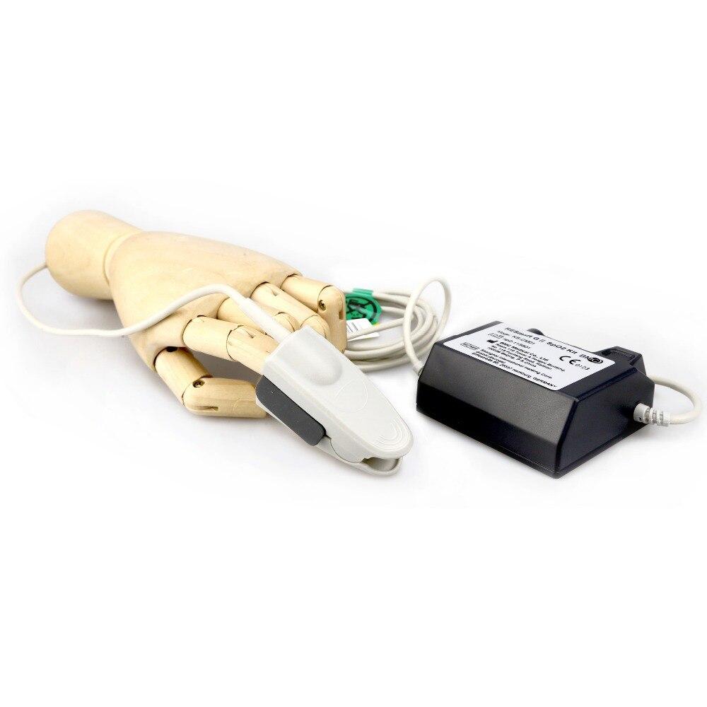 Contec CMS RS01 сна Apena метр респираторный монитор SpO2 Частота пульса, трубка для носа - 2