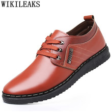 italian men leather shoes casual shoes men luxury brand driving shoes chaussure homme erkek spor ayakkabi heren schoenen tenis(China)