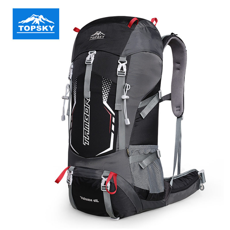 40L Camping randonnée en plein air sac à dos multi-fonction cadre externe escalade sac en plein air sac à dos voyage Sports paquet