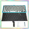 "Brand new UK Keyboard with Backlight & keyboard screws for Macbook Air 13.3"" A1369 A1466 2011-2014 Years"