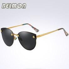 2018 Fashion Polarized font b Sunglasses b font Women Men Driver Brand Designer Sun Glasses font