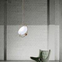 Современные подвесные светильники для гостиной, подвесные оттенки для спальни, Подвесная лампа для кафе, искусство, кофе, лофт, светильники,