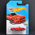 2017 Hot Wheels 2015 Ford Mustang Gt Convertible Diecast Cars Collection Kids Toys Vehicle For Children Juguetes