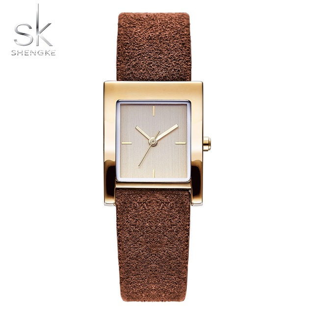 Women Leather Quartz Watch | Antique Stylish