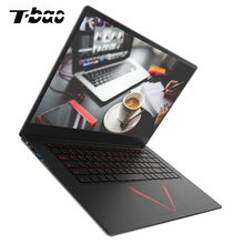 "T-Bao X8S Pro Game Laptops 15.6"" 1080P FHD Screen 6GB RAM 128GB SSD Windows 10 Intel Celeron J3455 Quad Core Ultrabook Notebook"