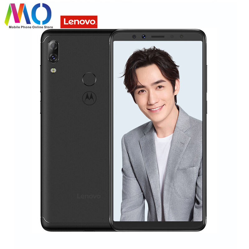 Global ROM Lenovo K5 Pro FDD B20 Smartphone Android Celular Unlocked Mobile Phone 4G 64GB Face