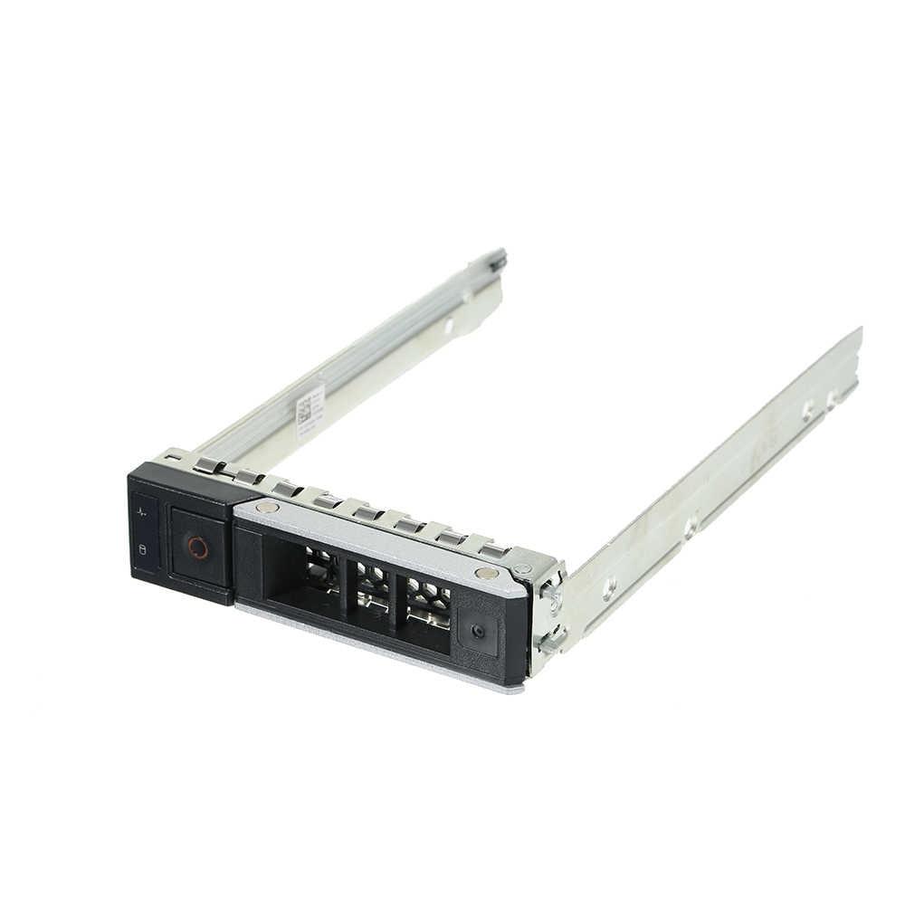 """3.5 """"כונן הקשיח HDD Caddy עבור Dell 14th Gen שרתי PowerEdge R740 RD640 R740XD R440 R340 T640 T440 חם swap SAS SATA סוגר"""