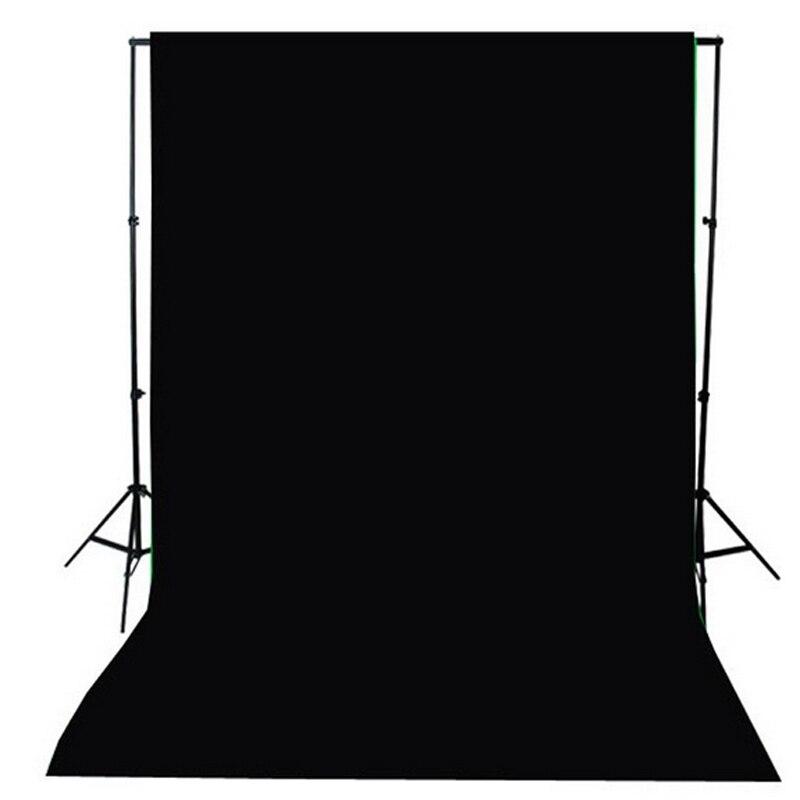 3x2M crni zaslon fotografiju Valentinovo pozadina pamuk Muslin - Kamera i foto - Foto 3