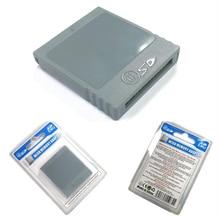 10 قطعة الكثير Wisd الذاكرة محول SD محول تحويل بطاقة قارئ لوى ل N G C جيم كيوب وحدة