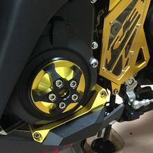 Мотоциклетная cnc алюминиевая правая Защитная крышка двигателя