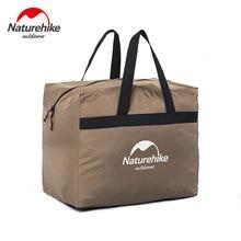 d76d198dfb Naturehike 45L large capacity swimming bags travel hiking outdoor handle bag  Folding Barrel Gym Totes men women travel Bags