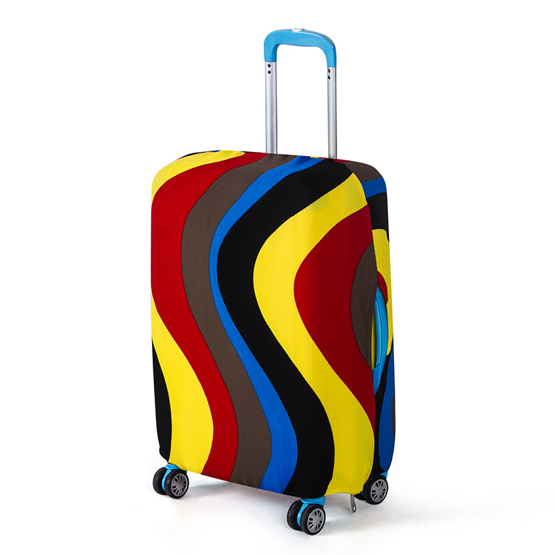 S / M / L / XL / 18-30 Inch Travel Accessories Storage Case Suitcase Trolley Case Cover High Elasticity WISECOL