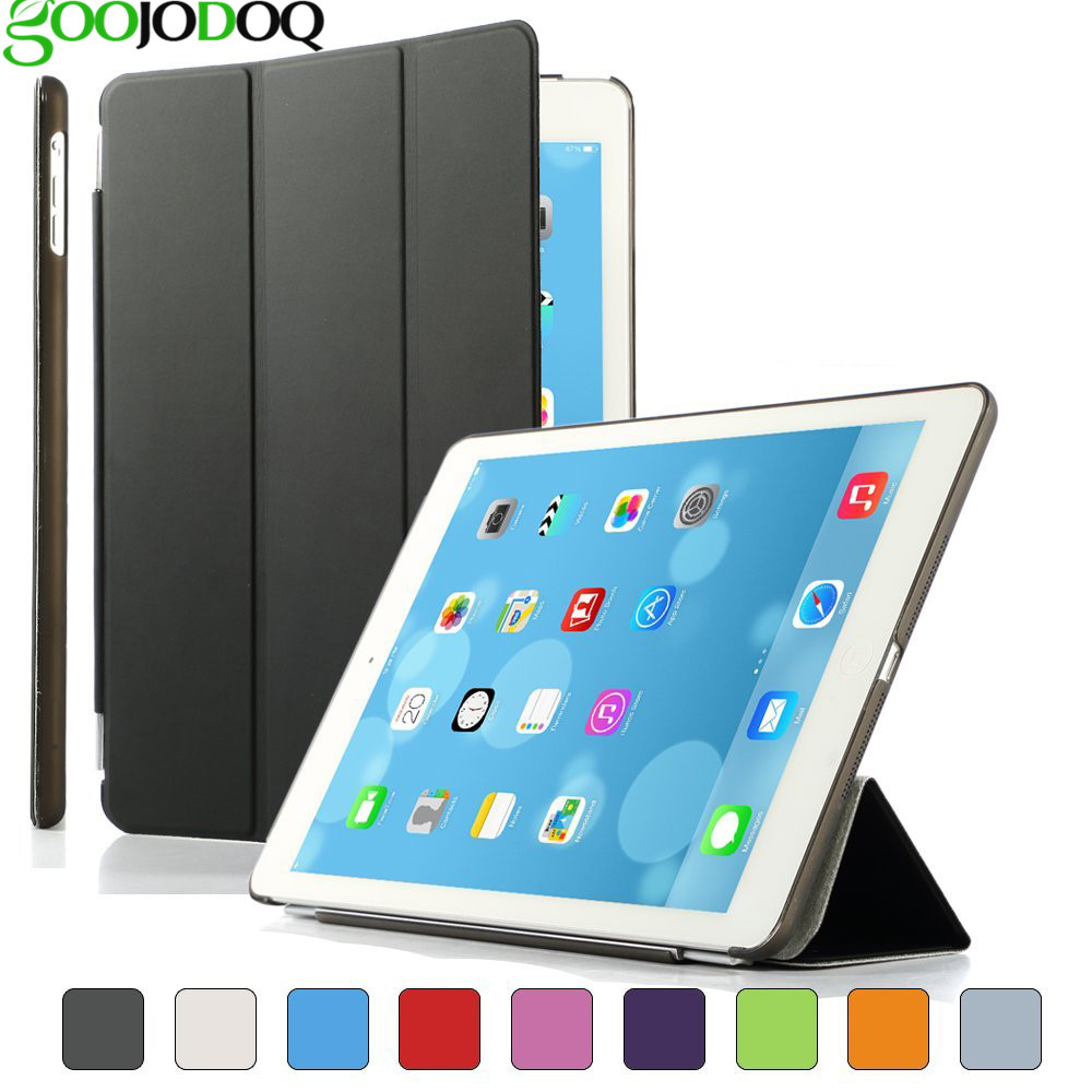 Ultra Slim Magnetic Smart Case for iPad 2 3 4 Leather Cover Shell Protector For iPad mini 1 2 3 Case Auto Wake /Sleep