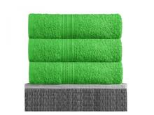 Полотенце для рук BAYRAMALY, 40*70 см, ярко-зеленый