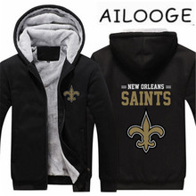 separation shoes 746cd 4f6e8 Buy saints hoodies and get free shipping on AliExpress.com