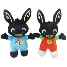 Bing Bunny Sula Plush Toy Flop Doll Toys Hoppity Voosh Stuffed Animal Pando Rabbit For Children Christmas Gifts