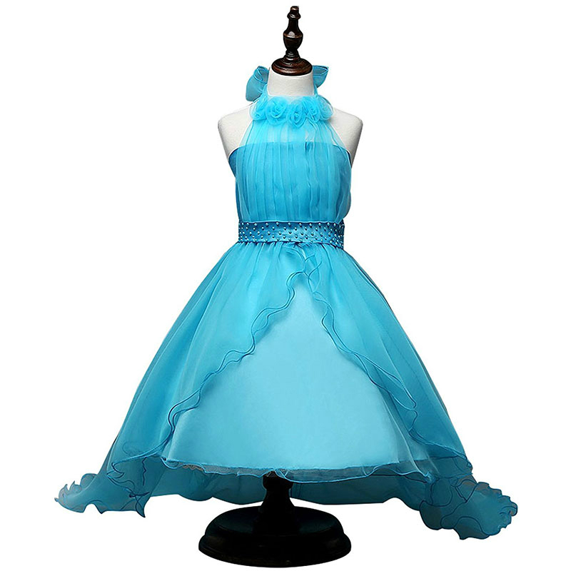 Flower Dress For Wedding Baby Birthday 2018 Kids Dresses S School Prom Wear Tutu Ceremony Party Clothes In From Mother