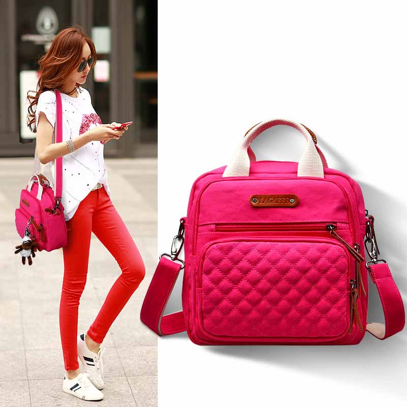 Summer 2017 New Canvas Bags Mom Bag Fashion Printing Women Messenger Bags Women Shoulder Bags Female Gift For Free shipping цены онлайн