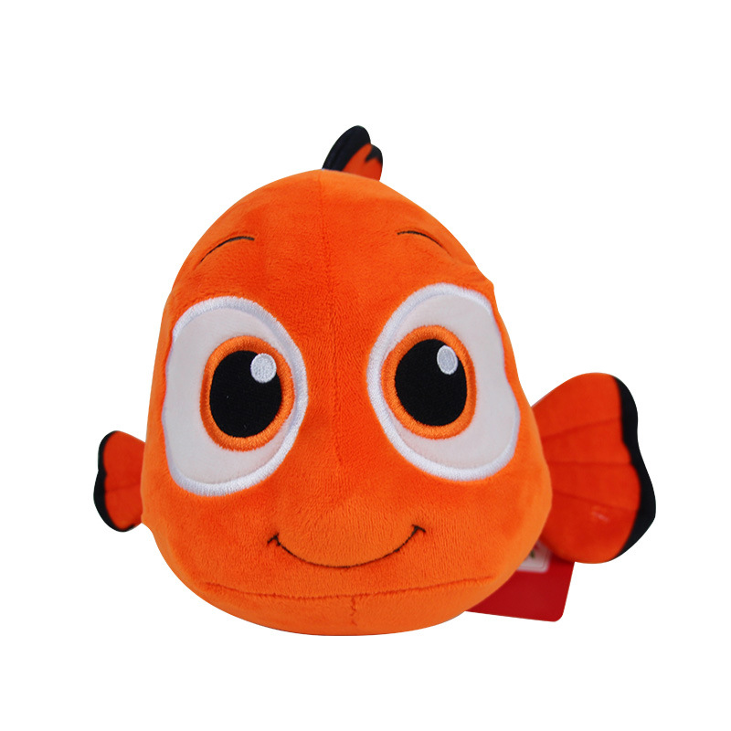 30/40cm Nemo And Dory Fish Plush Toy Anime Action figurines Stuffed&Plush Dolls For Children finding nemo 2 finding dory plush toys 25cm nemo