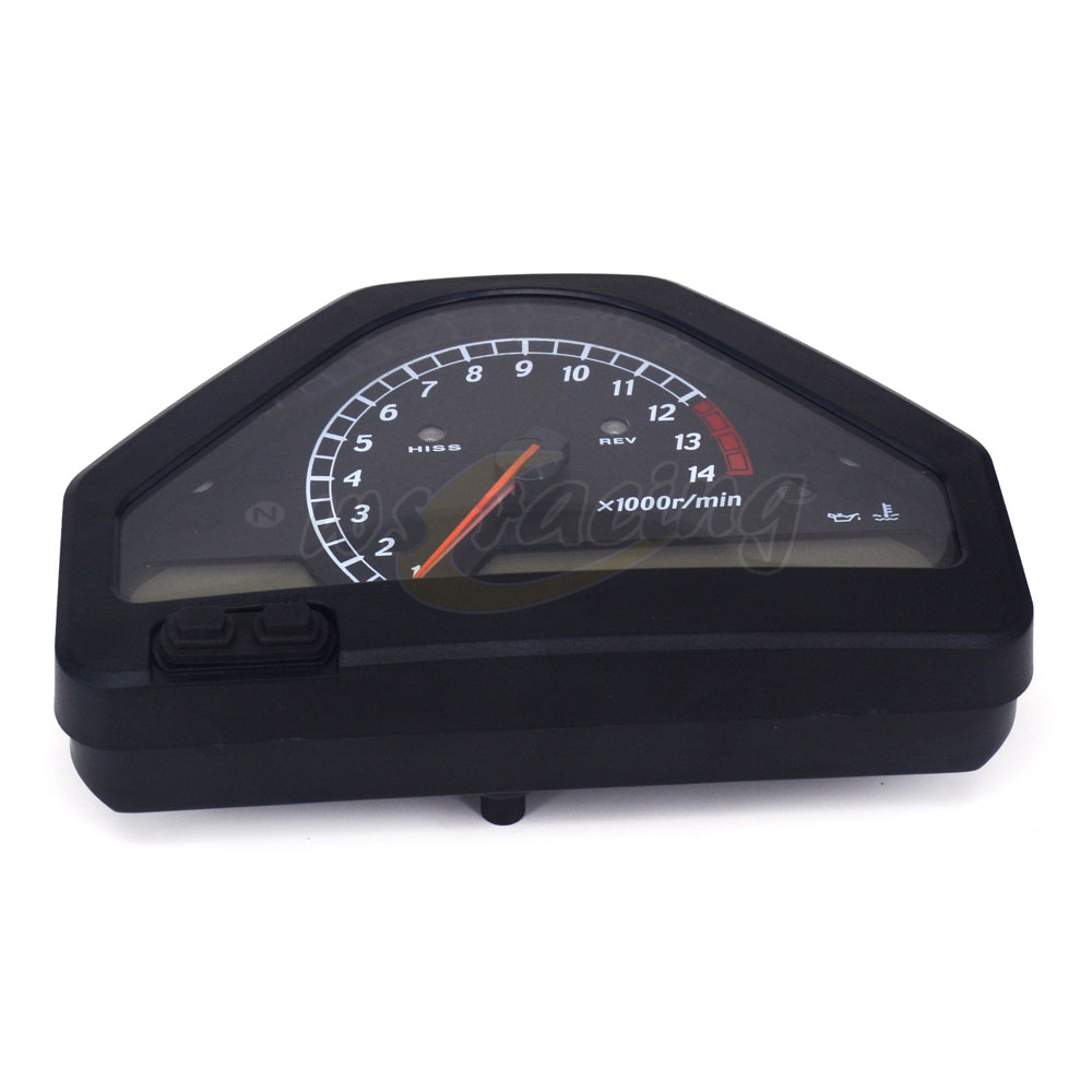 Motorcycle Tachometer Odometer Instrument Speedometer Gauge Cluster Meter For HONDA CBR1000RR 2004-2007 2004 2005 2006 2007 gel100601 universal silicone car key cover for vw more black
