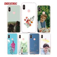 Silicone Phone Case Call Me by Your Name for Redmi 7 Y3 Y2 S2 Xiaomi Note 6 6A 5 5A Pro Plus 4 4X Cover