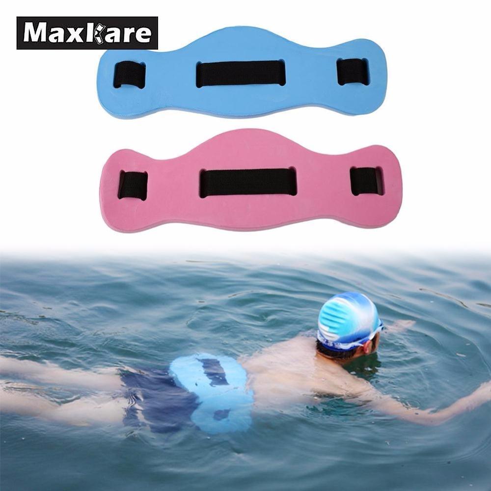 Buy maxkare swimming train equipment floatation rehab adjustable waist belt for Flotation belt swimming pool exercise equipment