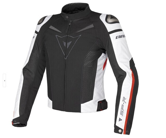 Free Shipping 2016 Dain Super Speed Tex Men's Textile Jacket black sporty motorcycle jacket racing jacket