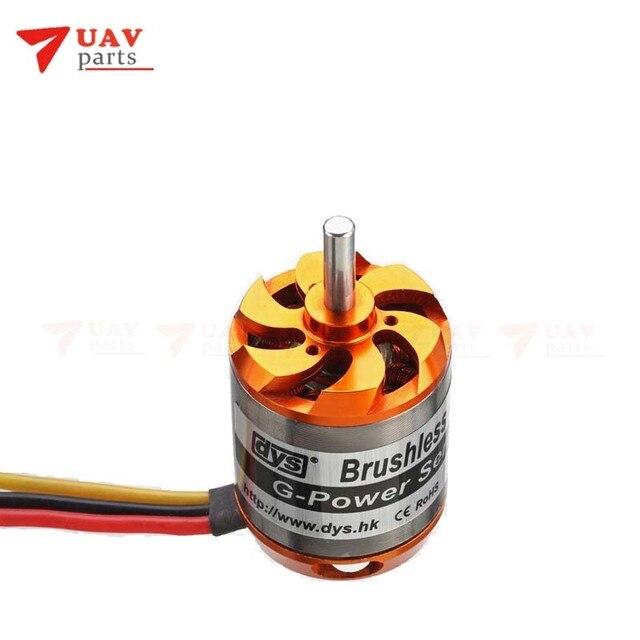 DYS D3548 3548 790KV 900KV 1100KV Motor sin escobillas para modelos RC